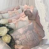 Комплект Fiori розовый, фото 2