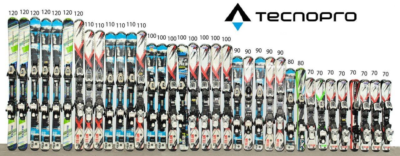 Лыжи TECNOPRO 100
