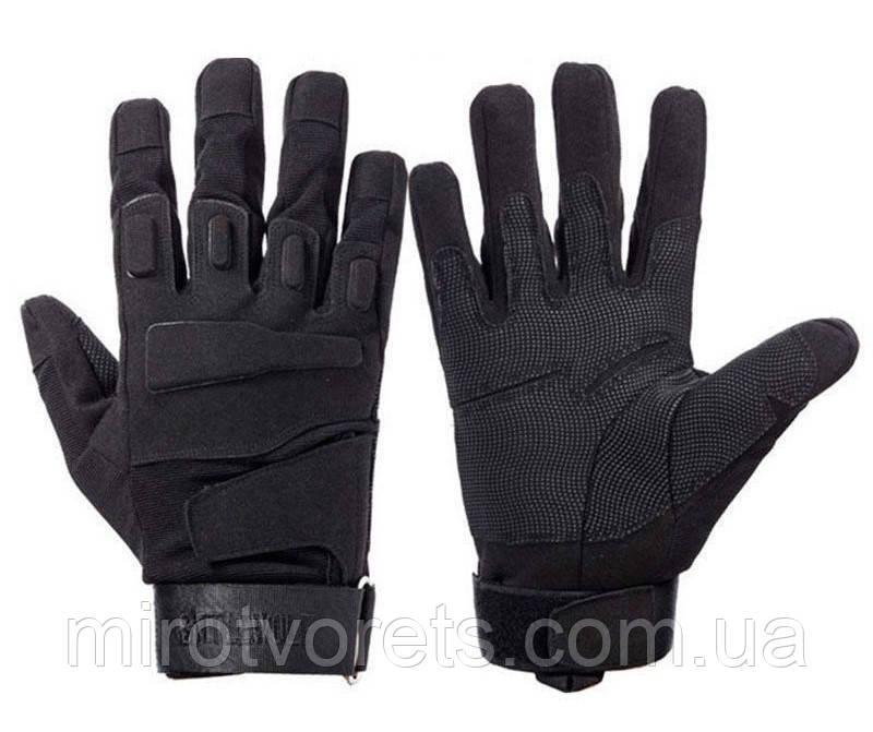 """Перчатки тактические  """"BlackHawk"""" полнопалые XL (в трех цветах)"""