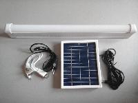 Светильник GD-Lite GD-1040S  с USB и солнечной батареей