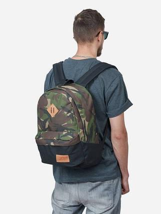 Рюкзак, TIGER CAMO 25L, сумка-рюкзак, рюкзак с рисунком, фото 2