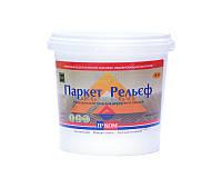 Шпатлевка прозрачная ІРКОМ ПАРКЕТ-РЕЛЬЄФ IP-32 для паркета 1л