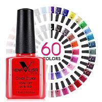 Гель-лак для маникюра Venalisa 60 цветов #901-960 шеллак 2000-04399