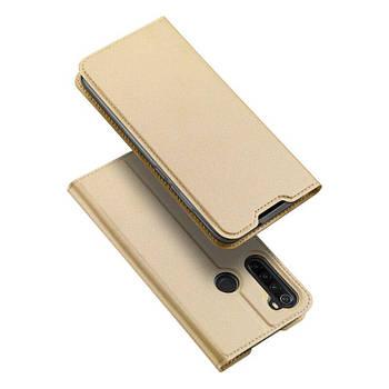 Чехол-книжка Dux Ducis с карманом для Xiaomi Redmi Note 8
