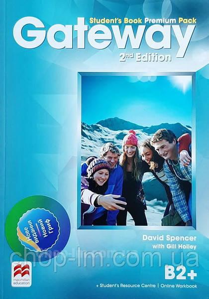 Gateway 2nd/Second Edition B2+ student's Book Premium Pack (Edition for Ukraine) / Підручник