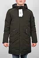 Зимняя мужская куртка IceBear MWD18718D (M868)