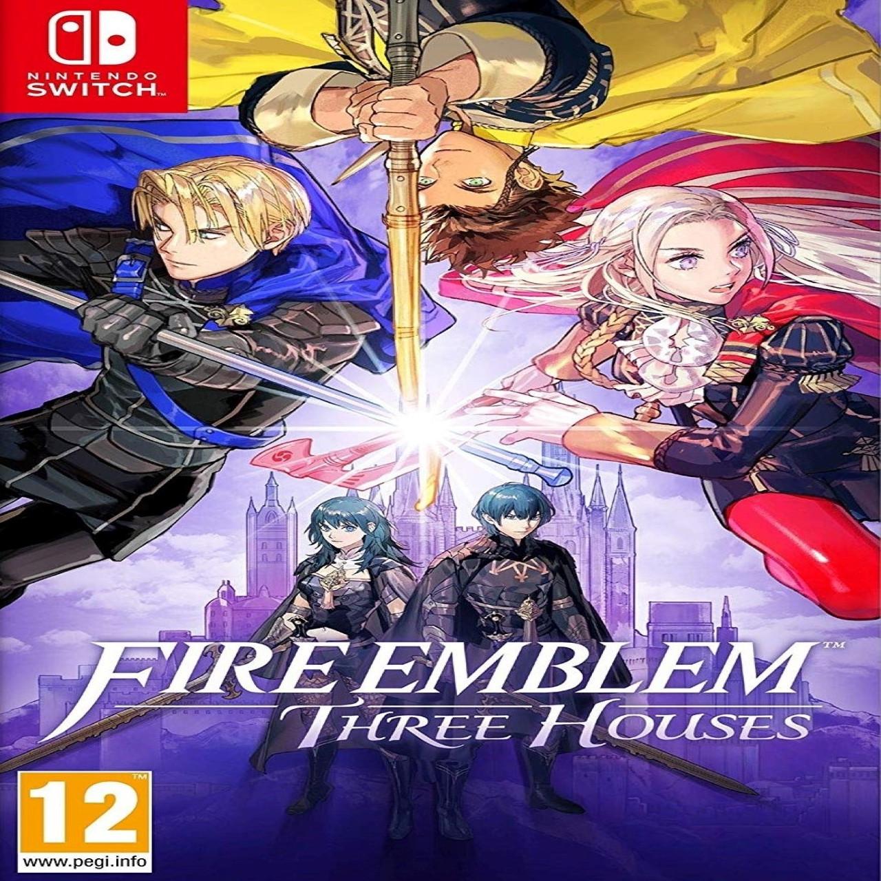 Fire Emblem Three Houses Nintendo Switch ENG (NEW)
