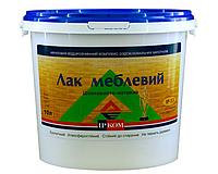 Лак акриловый ІРКОМ МЕБЛЕВИЙ ІР-13 полуматовый 10л