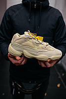 """Мужские кроссовки Adidas Yeezy 500 «Super Moon Yellow"""""""