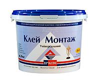 Клей акриловый ІРКОМ-МОНТАЖ ІР-41 4,5кг