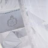 Бортики Family Kingdom серый, фото 2