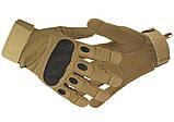 Перчатки тактические OAKLEY полнопалые (р-р XL), фото 2