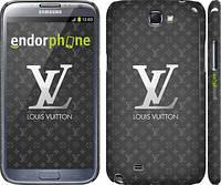 """Чехол на Samsung Galaxy Note 2 N7100 Louis Vuitton 3 """"457c-17"""""""