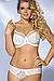 Бюстгальтер белый на пышную грудь AVA 1396 SEMI SOFT, фото 2