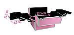 Фрезерний верстат для нігтів JD500 + скриня Польща, фото 3