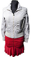 Женская демисезонная куртка. Серая