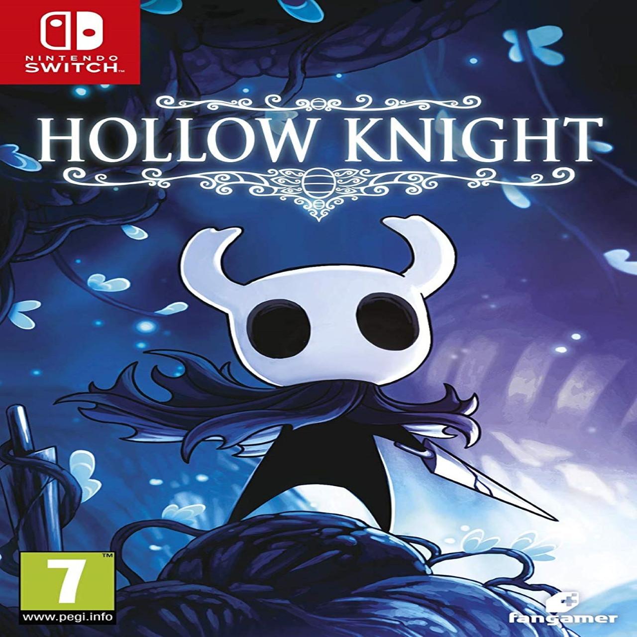 Hollow Knight Nintendo Switch RUS