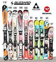Лыжи Fisher Rossignol Blizzard 67