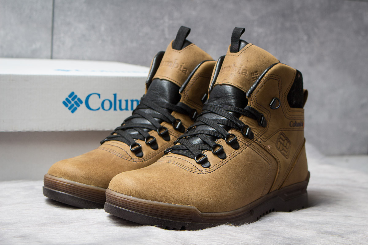 Зимние мужские ботинки 30532, Columbia Chinook Boot WP, коричневые ( нет в наличии  )