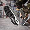 Кроссовки мужские Adidas Adv / 91-17, серые (15791) размеры в наличии ►(нет на складе), фото 5