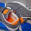 Кроссовки мужские Adidas Adv / 91-17, серые (15791) размеры в наличии ►(нет на складе), фото 8