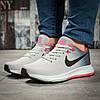 Кроссовки женские Nike Zoom Pegasus, серые (16032) размеры в наличии ►(нет на складе), фото 2
