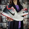 Кроссовки женские Nike Zoom Pegasus, серые (16032) размеры в наличии ►(нет на складе), фото 6