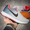 Кроссовки женские Nike Zoom Pegasus, серые (16032) размеры в наличии ►(нет на складе), фото 7
