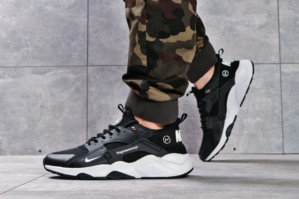 Кроссовки мужские 16222, Nike Air Huarache, черные ( нет в наличии  )