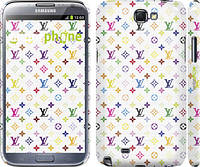 """Чехол на Samsung Galaxy Note 2 N7100 Louis Vuitton 1 """"454c-17"""""""