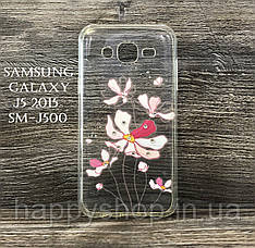 Силіконовий чохол для Samsung Galaxy J5 2015 (SM-J500) Iris