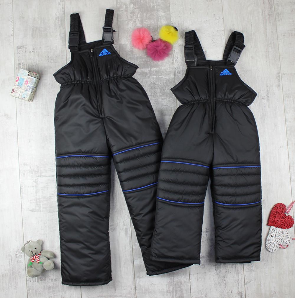 Детские зимние полу-комбинезоны 2019 для мальчика Adidas BQ