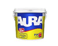 Клей AURA FIX PVA контактный 1кг