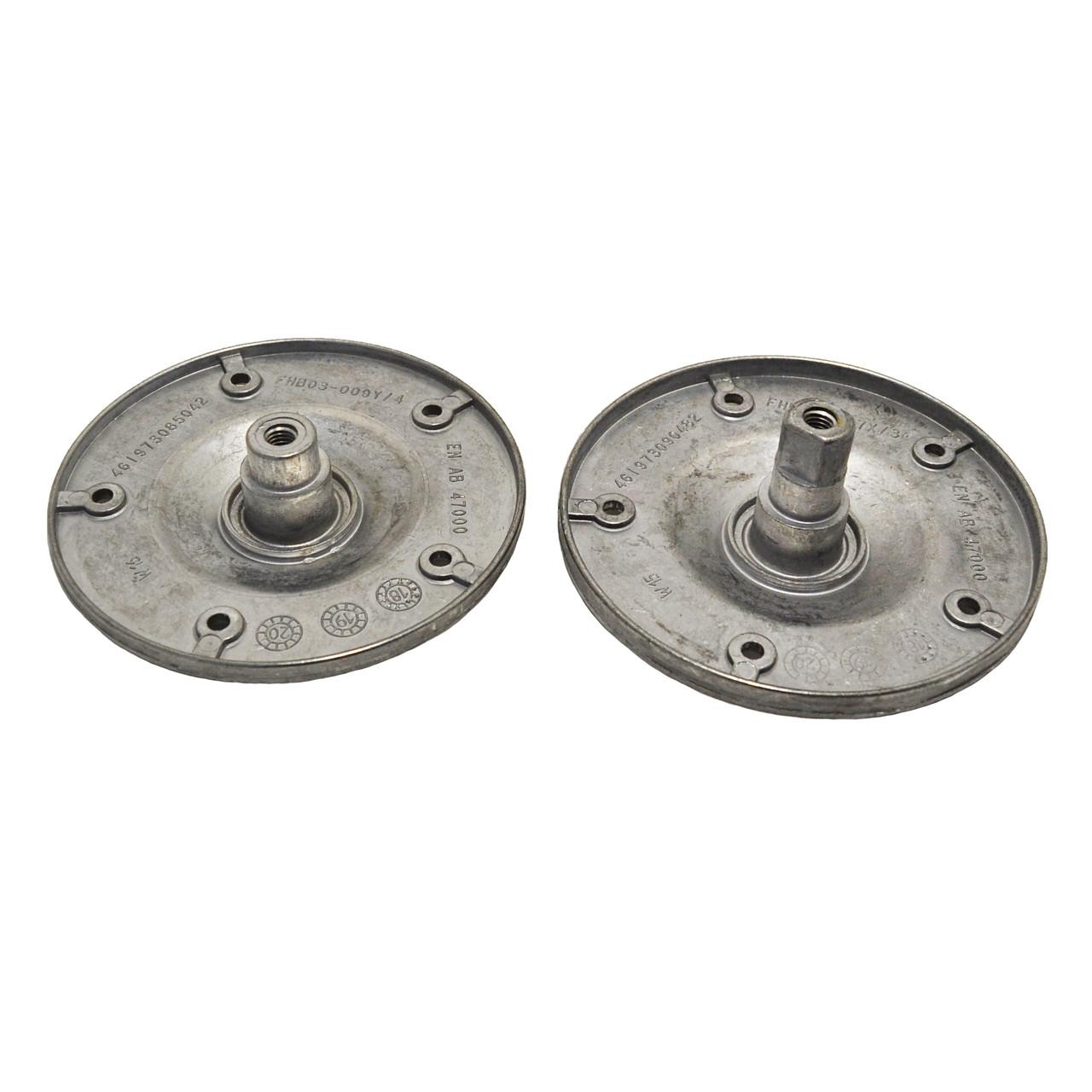 Опоры барабана (2шт) для вертикальной стиральной машины Whirlpool 480110100802