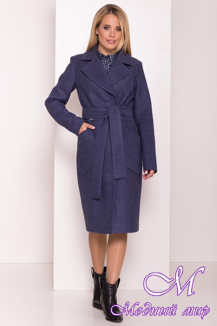 Женское кашемировое пальто (р. S, M, L) арт. Г-43801/78-72
