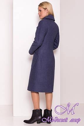 Женское кашемировое пальто (р. S, M, L) арт. Г-43801/78-72, фото 2
