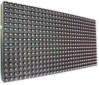 Модуль P10 светодиодный DIP красный для бегущей строки для наружной рекламы
