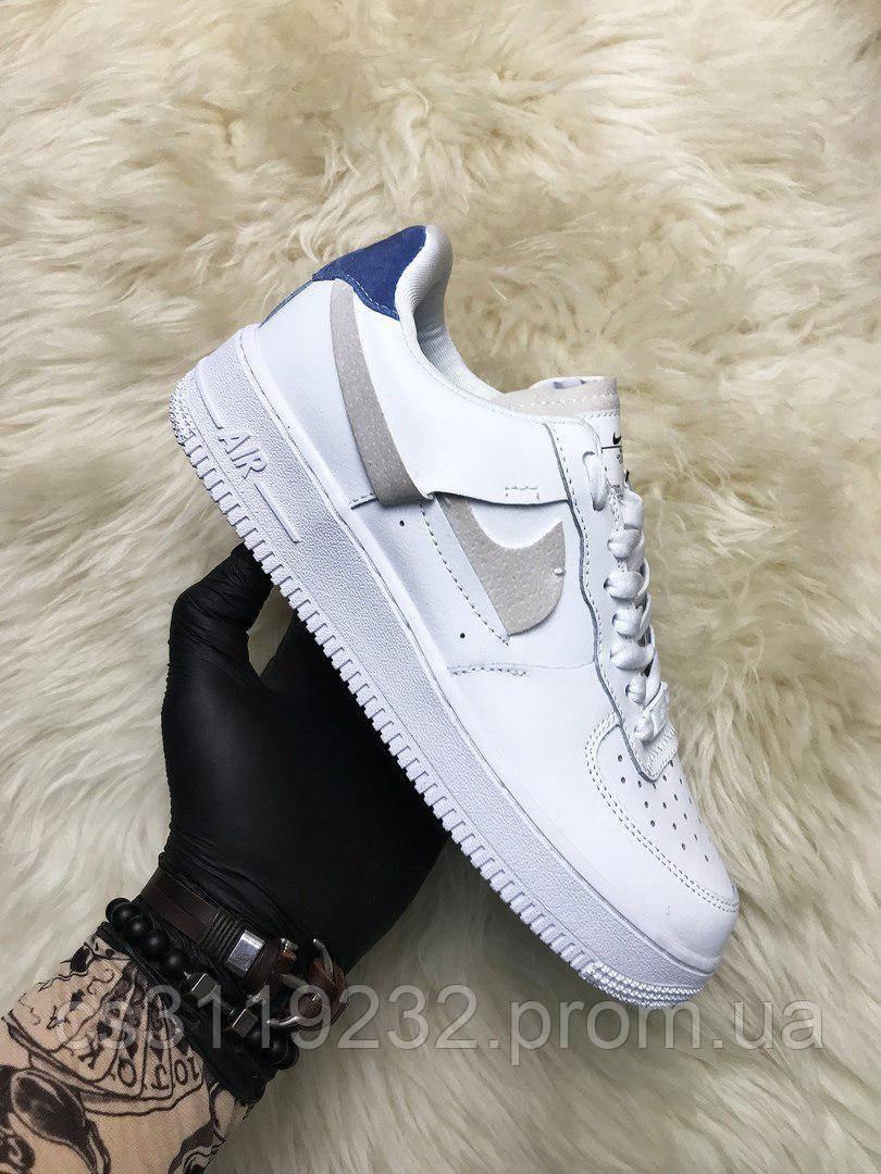 Женские кроссовки Nike Air Force Low  (белые)