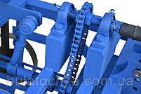 Картофелекопалка КМ - 3 (ВОМ) для мотоблока 1100-6, фото 4