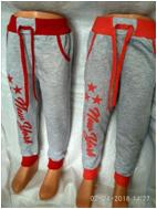 Спортивные штанишки для девочк. Раз.-2-3-4 г. Турция