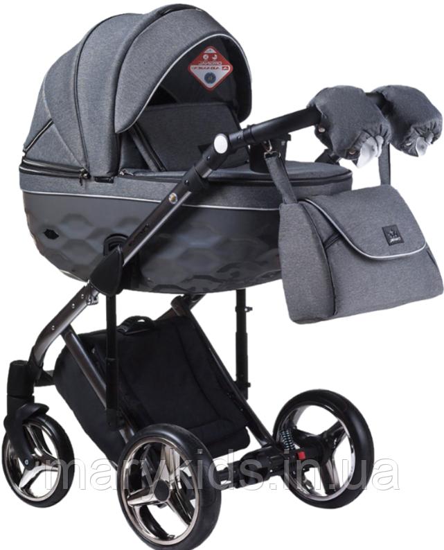 Детская универсальная коляска 2 в 1 Adamex Chantal C5