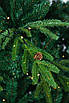 Искусственная елка Рождественская LED 210 комбинированная со светодиодами, фото 6