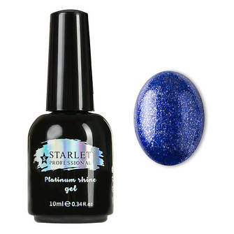 Platinum Shine Gel Starlet Professional 10 мл