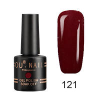 Гель-лак Ou Nail №121, 8 ml