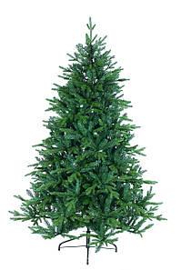 Искусственная елка литая Альпийская 180 комби