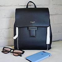 Рюкзак женский David Jones черного цвета 5494, фото 1