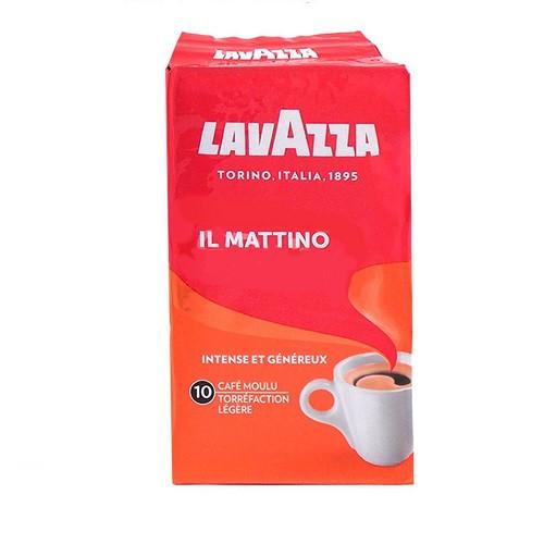 Кава Lavazza Mattino мелений 0,25 кг