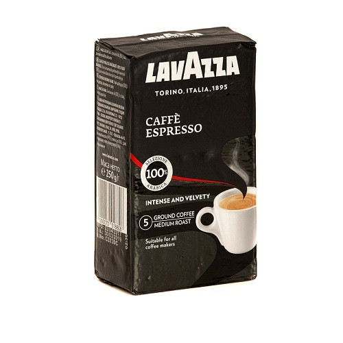 Кава Lavazza Espresso мелений 0,25 кг