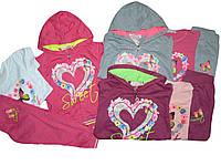 Трикотажный костюм-тройка для девочек,Crossfire, размеры 98-128, арт. CS 1047