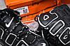 Кроссовки женские 14772, Nike Air Uptempo, черные ( нет в наличии  ), фото 6